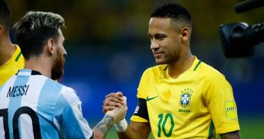 Бразилия – Аргентина 3:0 Видео голов матча отбора ЧМ-2018