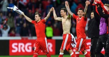 Швейцария - Латвия 1:0 Видео гола и обзор матча отбора на ЧМ-2018