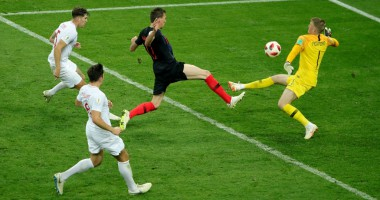 Хорватия – Англия 2:1 видео голов и обзор матча ЧМ-2018