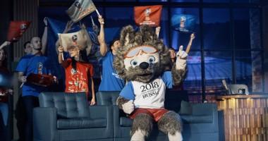 ФИФА выкупила за 500 долларов права у автора талисмана ЧМ-2018