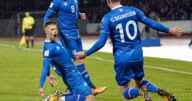 Исландия - Косово 2:0 Видео голов и обзор матча отбора ЧМ-2018