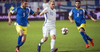 Финляндия - Косово 1:1 Видео голов и обзор матча отбора на ЧМ-2018