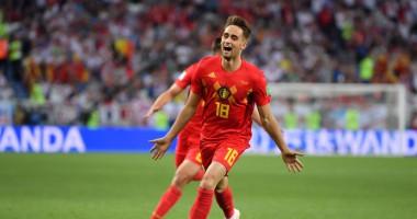 Англия – Бельгия 0:1 видео гола и обзор матча ЧМ-2018