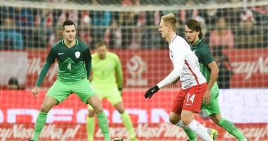 Теодорчик спас Польшу в матче против Словении