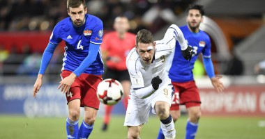 Лихтенштейн - Италия 0:4 Видео голов и обзор матча отбора на ЧМ-2018