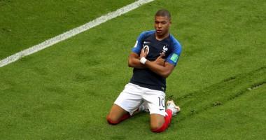 Франция – Аргентина 4:3 видео голов и обзор матча ЧМ 2018