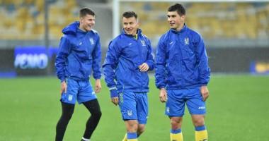 Украина - Хорватия: команды определились с формой на матч