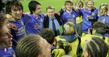 Турция – Украина: Как изменилась наша сборная образца отбора к ЧМ-2006