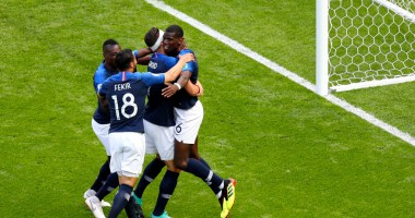 Франция – Австралия 2:1 видео голов и обзор матча ЧМ-2018