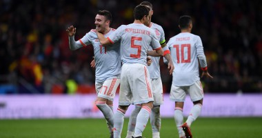 Испания – Аргентина 6:1 видео голов и обзор товарищеского матча