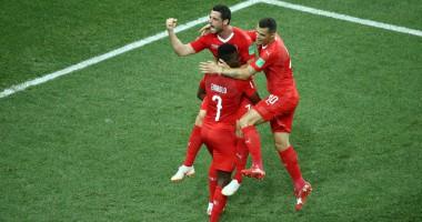 Швейцария – Коста-Рика 2:2 видео голов и обзор матча ЧМ-2018