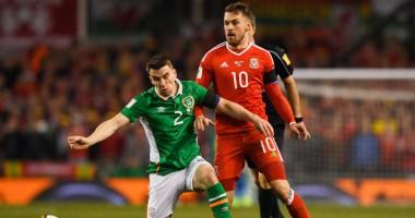 Защитник сборной Ирландии получил тяжелейшую травму в матче с Уэльсом