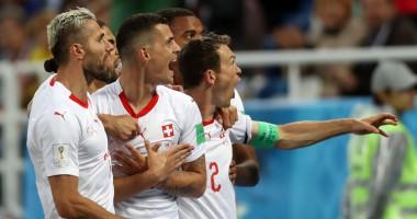 Сербия – Швейцария 1:2 видео голов и обзор матча ЧМ-2018