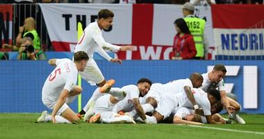 ЧМ-2018: видео феноменального гола Триппьера со штрафного в ворота Хорватии