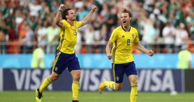 Мексика – Швеция 0:3 видео голов и обзор матча ЧМ-2018