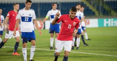 Сан-Марино - Норвегия 0:8 видео голов и обзор матча отбора на ЧМ-2018