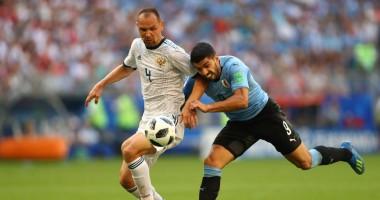 Уругвай – Россия 3:0 видео голов и обзор матча ЧМ-2018