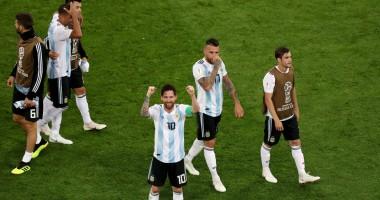 Нигерия – Аргентина 1:2 видео голов и обзор матча ЧМ-2018