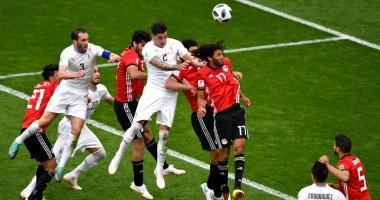 Египет - Уругвай 0:1 видео гола и обзор матча ЧМ-2018