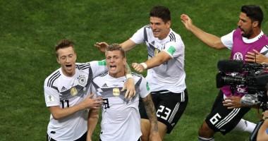 Германия - Швеция 2:1 видео голов и обзор матча ЧМ-2018