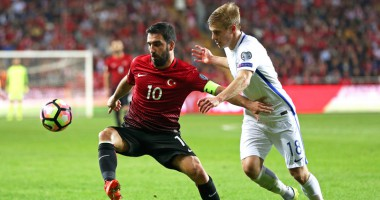 Турция - Финляндия 2:0 Видео голов и обзор матча отбора на ЧМ-2018