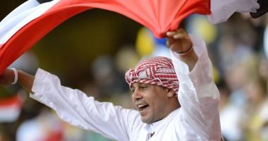 Болельщики сборной Египта безумно отпраздновали победу своей команды