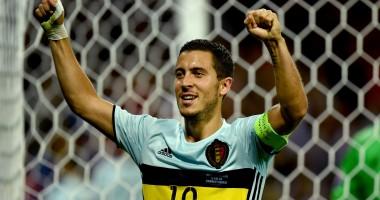 Звезда сборной Бельгии возомнил себя Макгрегором на тренировке
