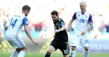 Аргентина - Исландия 1:1 видео голов и обзор матча ЧМ-2018