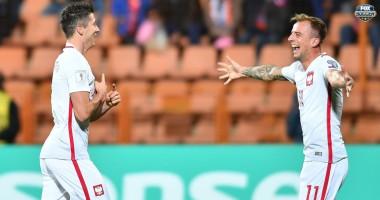 Армения – Польша 1:6 видео голов и обзор матча отбора на ЧМ-2018