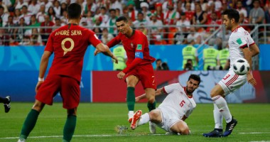 Иран – Португалия 1:1 видео голов и обзор матча ЧМ-2018