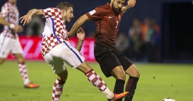 Хорватия - Турция 1:1 Видео голов и обзор матча отбора на ЧМ-2018