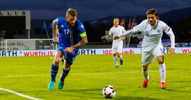 Исландия – Финляндия 3:2 Видео голов и обзор матча отбора на ЧМ-2018
