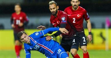 Исландия – Турция 2:0 Видео голов и обзор матча отбора на ЧМ-2018