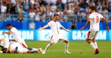 Коста Рика - Сербия: видео голов и обзор матча ЧМ-2018