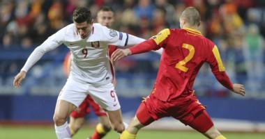 Черногория - Польша 1:2  Видео голов и обзор матча отбора на ЧМ-2018