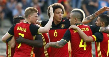 Сборную Бельгии поздравили с выходом на ЧМ оригинальным видео