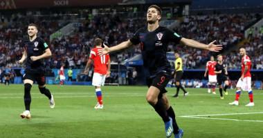 Россия - Хорватия - 2:2 (3:4): видео голов и обзор матча ЧМ-2018