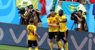 Бельгия - Тунис 5:2 видео голов и обзор матча ЧМ-2018