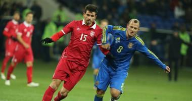 Украина - Сербия 2:0 Видео голов и обзор матча