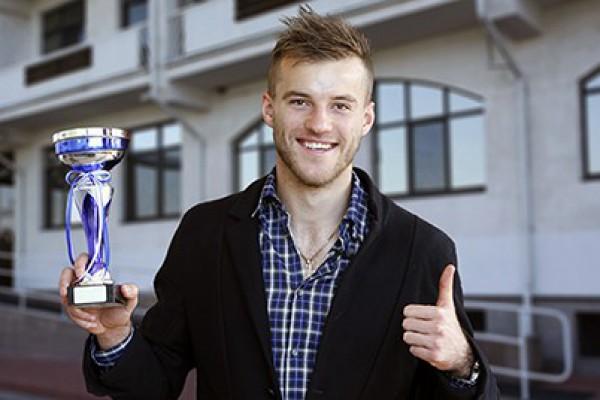 Ярмоленко получил приз лучшего игрока марта по версии сайта Динамо