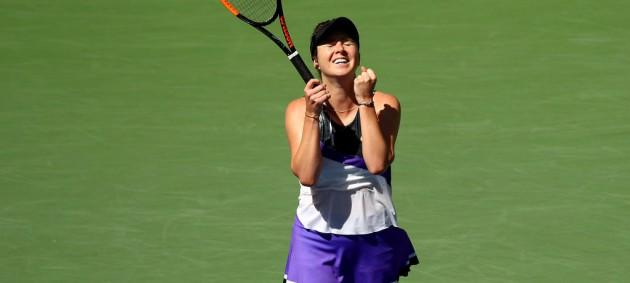 Лучшей украинской теннисистке Свитолиной исполнилось 25 лет