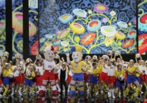 Семко, Славко или Стримко. UEFA предложил свои варианты имен талисманов Евро-2012