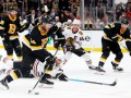 НХЛ: Чикаго в овертайме обыграл Бостон, Сан-Хосе по буллитам уступил Каролине