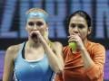 Надежда Киченок завершила выступления на парном турнире WTA в Италии
