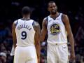 Отличный перехват Дюранта и бросок Игудала - среди лучших моментов дня в НБА