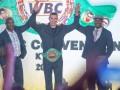 Кличко стал почетным чемпионом WBC