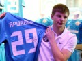 Аршавин прилетел с Зенитом на игру против Динамо