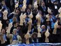 Фанаты Зенита придут на матч Лиги Европы без флагов в знак траура по жене голкипера клуба