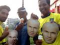 Индийские болельщики наденут маски с Зиданом на матч против команды Матерацци