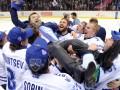 Московское Динамо выиграло Кубок Гагарина